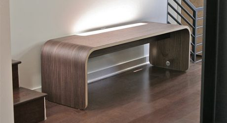 The Wood BOTANIST™ Bench
