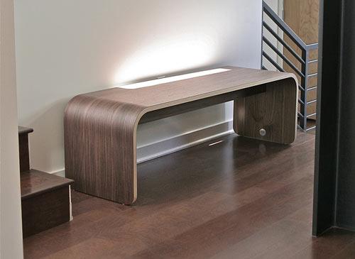 The Wood BOTANIST™ Bench