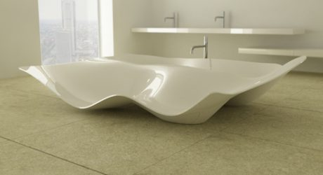 Brezza Bathtub by ZAAFDesign