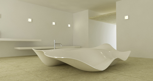 Brezza Bathtub by ZAAFDesign in technology main home furnishings  Category