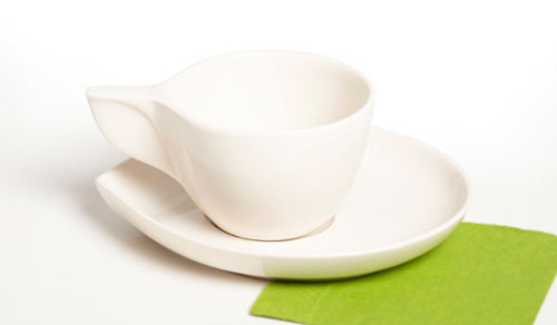 Cappuccino Cup and Saucer Set by Etienne Carignan in main home furnishings  Category