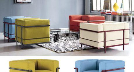 A Colorful Corbusier