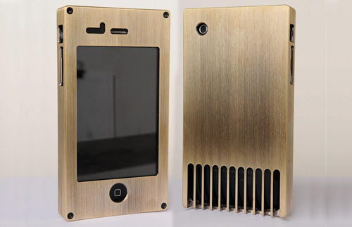 Exovault iPhone Case in technology style fashion main  Category