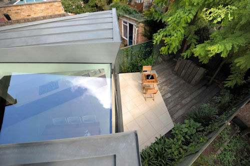 Faceted House 1 in London by Paul McAneary Architects in main architecture  Category