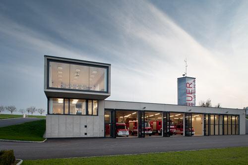 Feuerwehr Wartberg by Pointner/Pointner