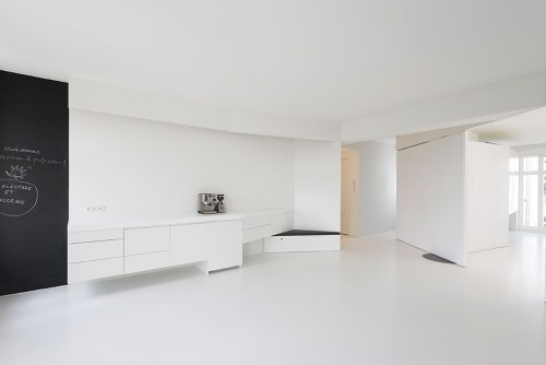 Minimalist Apartments in main interior design architecture  Category
