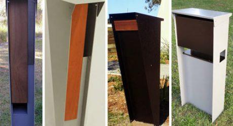 Frontyard Art Mailboxes