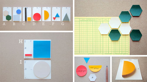 Geometry Sticky Notes