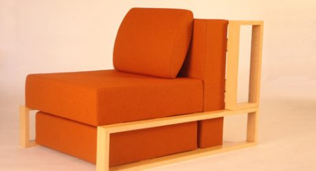 Gig Multi-Use Seating by Davide Tonizzo