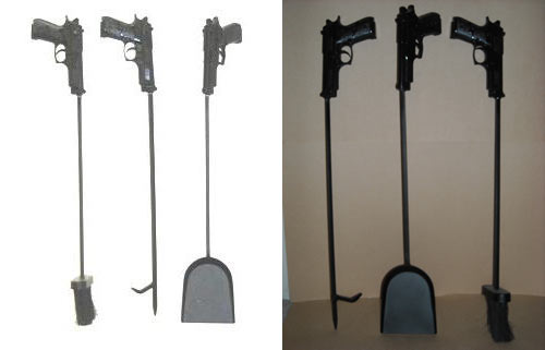 gun-fireplace-tools
