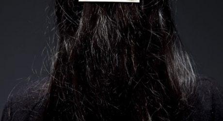 Hair Clip on Hair