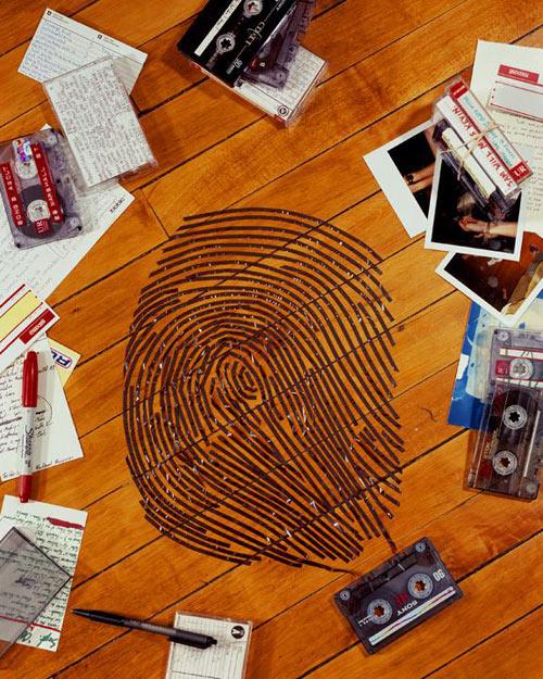 Fingerprints by Kevin Van Aelst