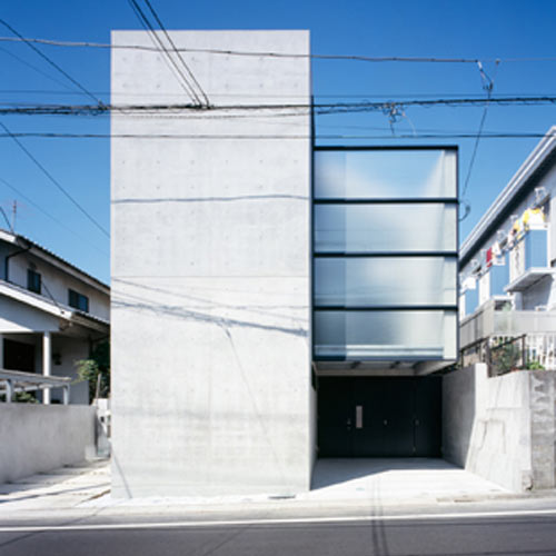 Knot in Japan by Apollo Architects