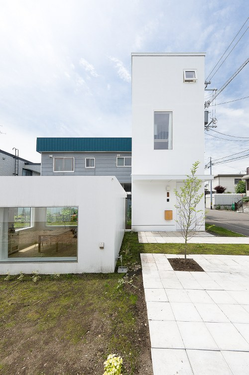 Kumagai House in Japan by Hiroshi Kuno + Associates in main architecture  Category