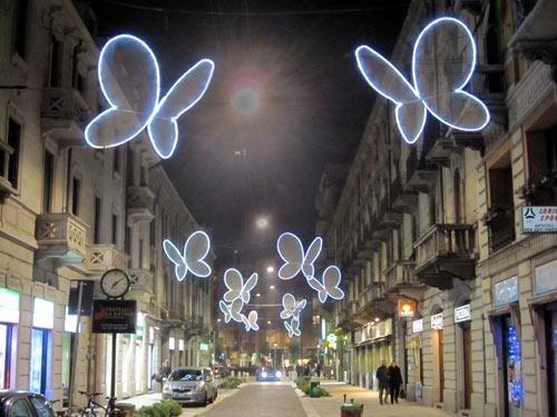 Light Butterflies by Chiara Lampugnani