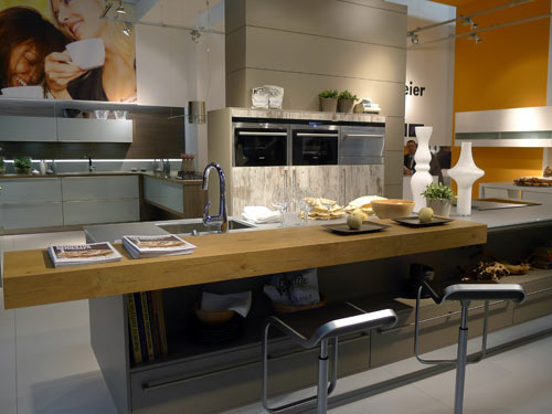 Kitchen Design Trends for 2011 in technology news events interior design home furnishings  Category