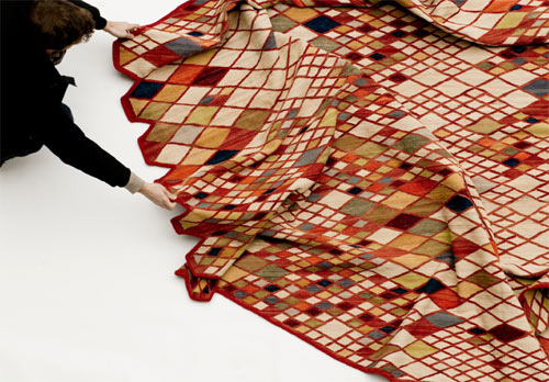 New Rug Collection by Ronan and Erwan Bouroullec for nanimarquina in main home furnishings  Category