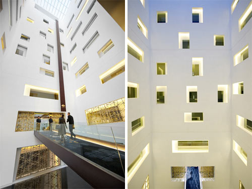 Mandarin Oriental Hotel in Barcelona in main interior design  Category