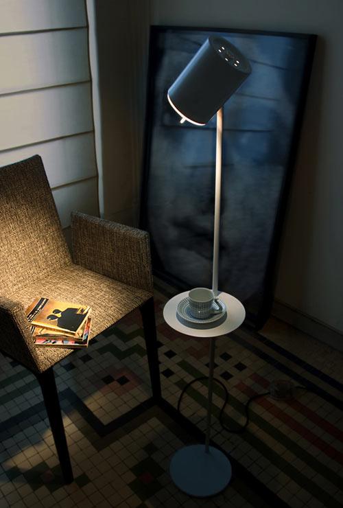 Monsieur Lamp in main home furnishings  Category
