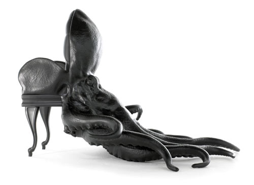 Octopus Chair by Maximo Riera in main home furnishings  Category