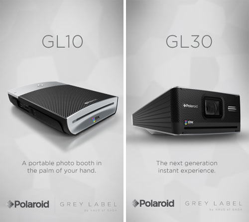 Polaroid Grey Label in technology main  Category