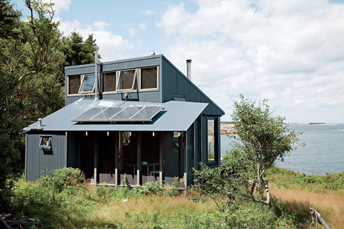 Porter Cottage in Maine by Alex Scott Porter