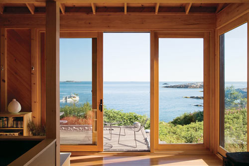 Porter Cottage in Maine by Alex Scott Porter in main architecture  Category