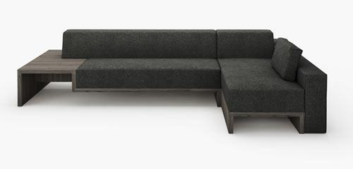 Slow Sofa by Frederik Roijé