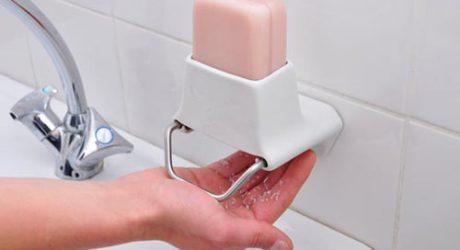 Soap Flakes by Nathalie Staempfli