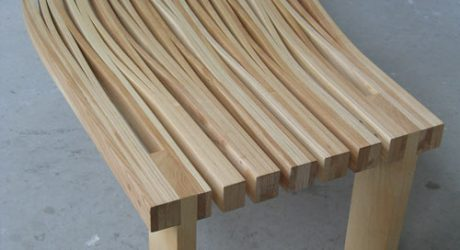 Steam Bent Table