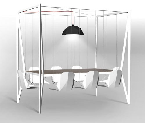 A Swinging Dining Experience