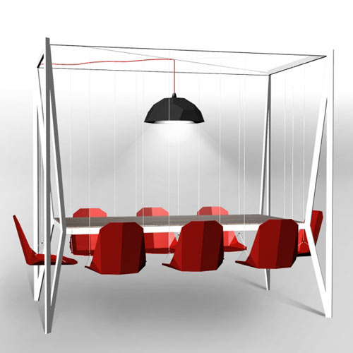 A Swinging Dining Experience in main home furnishings  Category