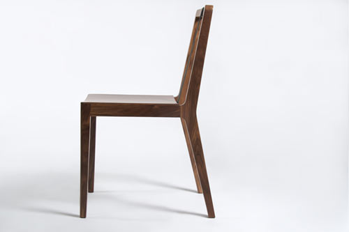 Tie Chair by Moises Hernandez in main home furnishings  Category