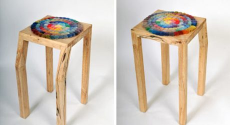 Tuft Stools by Studio801