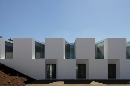 House For The Elderly In Portugal By Aires Mateus Design Milk
