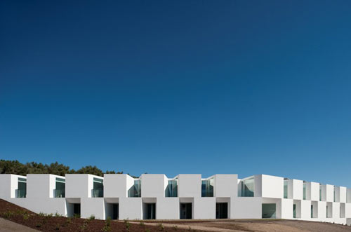 House for the Elderly in Portugal by Aires Mateus in architecture  Category