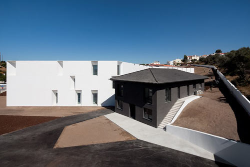House for the Elderly in Portugal by Aires Mateus in main architecture  Category