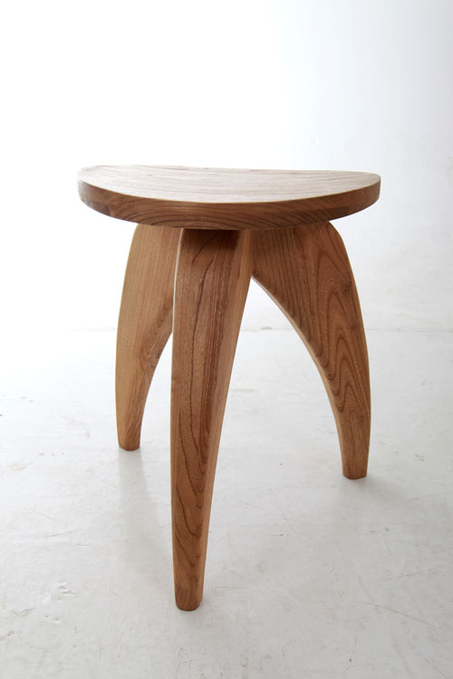 Stools by Abie Abdillah