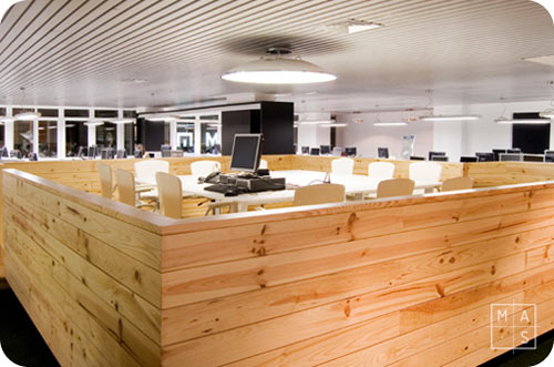 Office by MAS Arquitectura