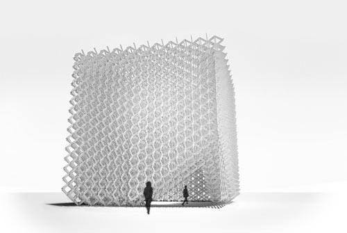 QuaDror-Volume-pavilion