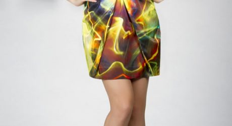 Alina Ene's Light Painted Dresses