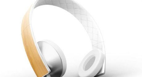 Aria Headphones by Ashcraft Design