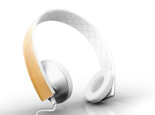 Aria Headphones by Ashcraft Design