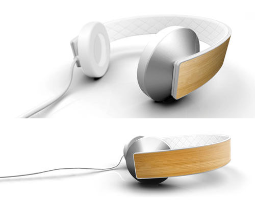 Aria Headphones by Ashcraft Design in technology style fashion main  Category