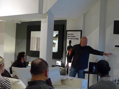 Talking Trends with Morten Georgsen in main  Category