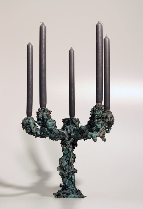 Kaarsrecht Candleholders by Pascal Smelik in main home furnishings  Category