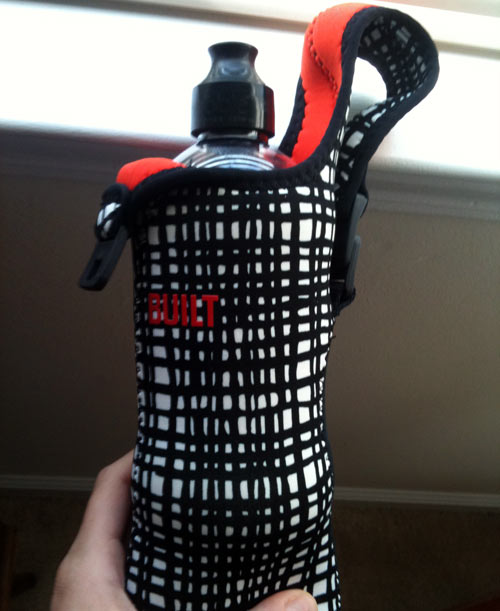 built-water-bottle-holder
