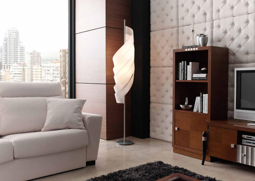 Capitone Panel by Dreamwall in main interior design  Category