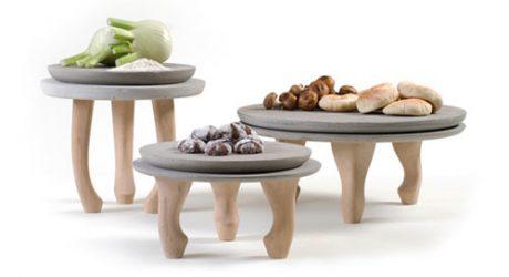 Concrete Plates by Nir Meiri