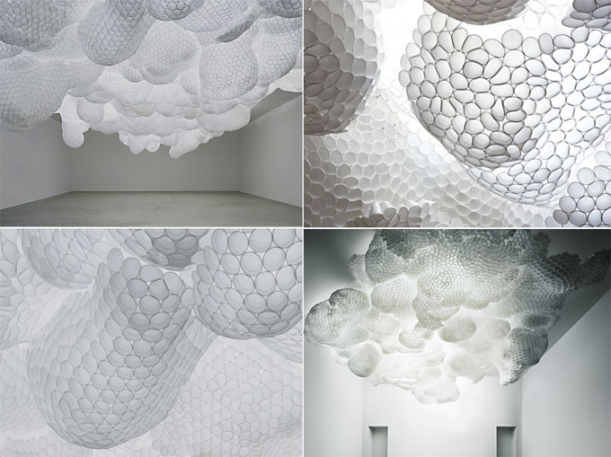 Tara Donovan, Ace Gallery